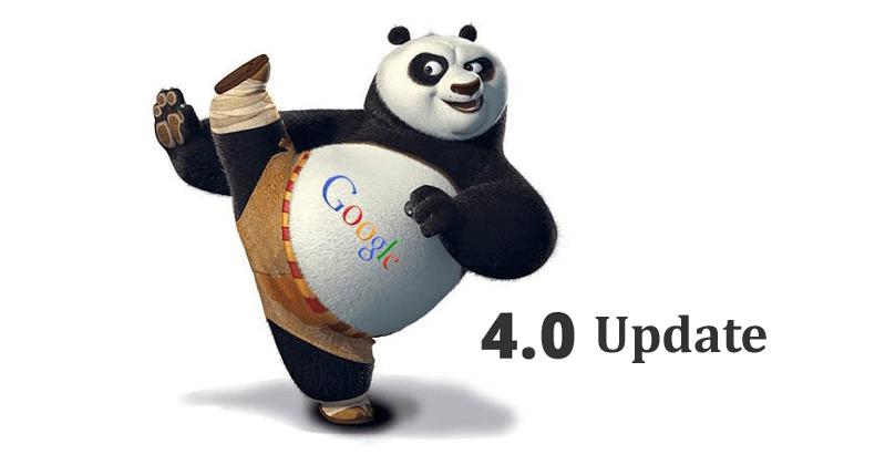 Panda 4.0 Update