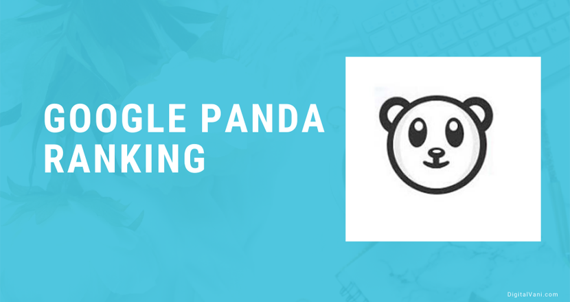 Google Panda Ranking copy