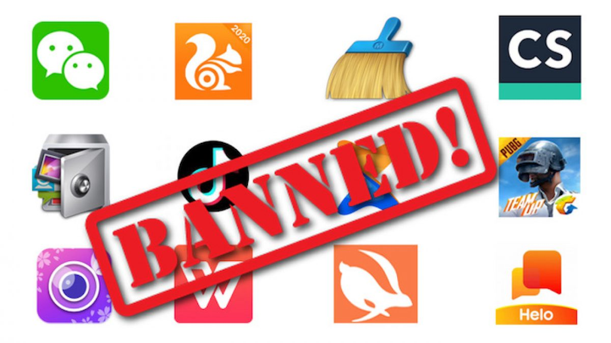 59 Chinese Apps Banned by India
