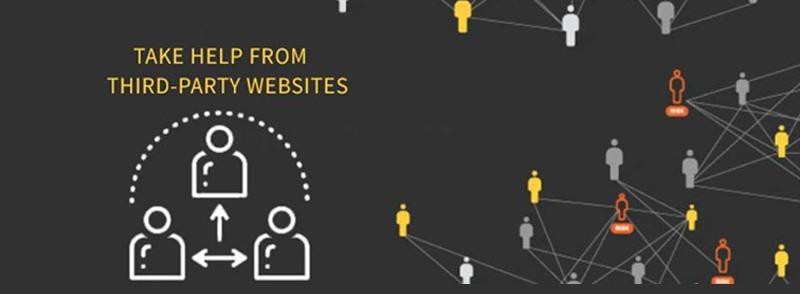 third-party websites